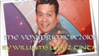TONY ROSADO Y SU INT. PACIFICO - ME VOY (EXITO GOOLAZO JUNIO 2010)