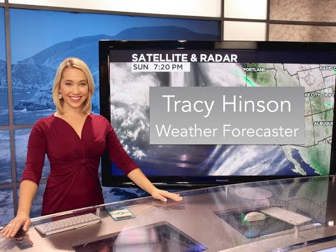 Tracy Hinson I Weather Forecaster I 2015 Reel