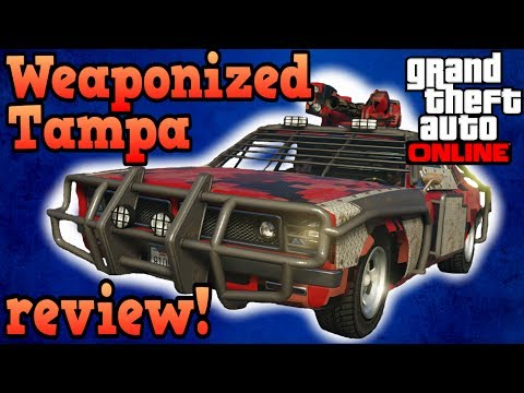 Weaponized Tampa review! - GTA Online