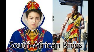 BTS are African kings (BTS doing an African dance) - Stafaband