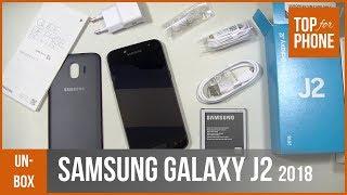 SAMSUNG GALAXY J2 (2018) - déballage par TopForPhone