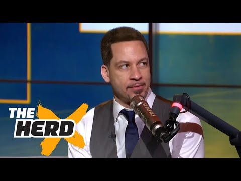 Chris Broussard predicts all of the 1st-round 2017 NBA Playoff matchups | THE HERD