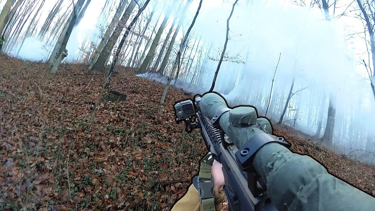 Bitwa o Fort Świętego Mikołaja | ASG Maniak #82 Strzelanka