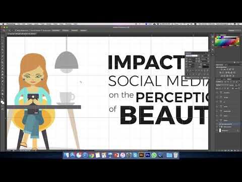Infographic Design | Speedart | Photoshop | Illustrator