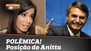 Baixar POLÊMICA! Anitta é pressionada a se posicionar sobre Bolsonaro
