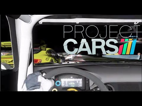 PROJECT CARS PS4 Mercedes-Benz SLS AMG GT3 RACE Cockpit View ... | {Auto cockpit mercedes 9}