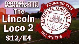 The Lincoln Loco 2 - TOMAS KALAS - Football Manager 2019 - S12 E04