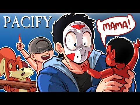 FIND ALL THE DOLLS! - Pacify (With Toonz, Ohm & Squirrel)
