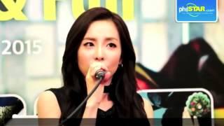 Dara 2NE1 speaks 5 different languages