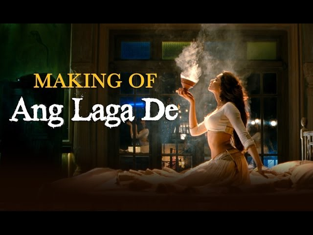 Ang Laga De Song Making - Goliyon Ki Raasleela Ram-leela Travel Video