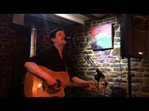 Rob Matheson sings The Mircales' The Tracks Of My Tears