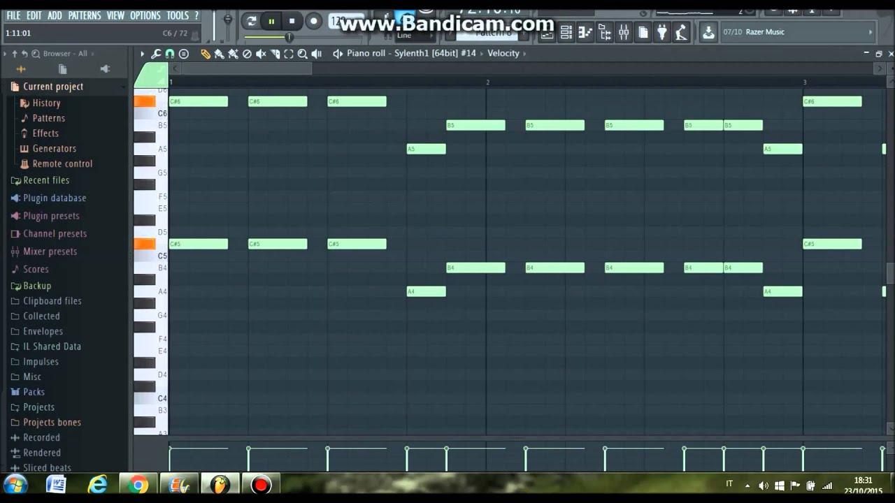 FL Studio 12 - Top 10 songs made with Vandalism Presets (FLP+ ...