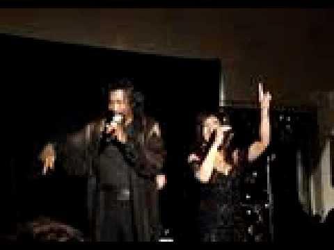 Ashford & Simpson Sings 'Is It Still Good To You'  at Aretha Franklin's 65th Birthday Bash 2006