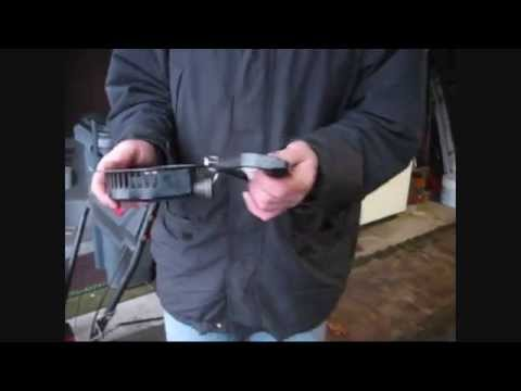 lewmar rope clutch installation instructions
