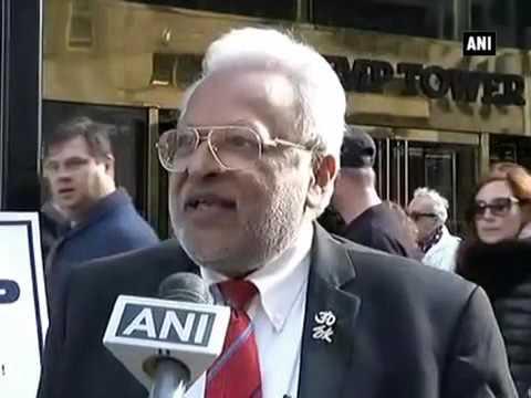 Unlike Hillary, Trump can take on terrorism -  Shalabh Kumar Interview New York ANI