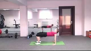 Тренировка для начинающих №2.(Мой сайт: healthystyle.tk - все о здоровом образе жизни и не только! Мой канал: ..., 2014-12-01T04:23:09.000Z)
