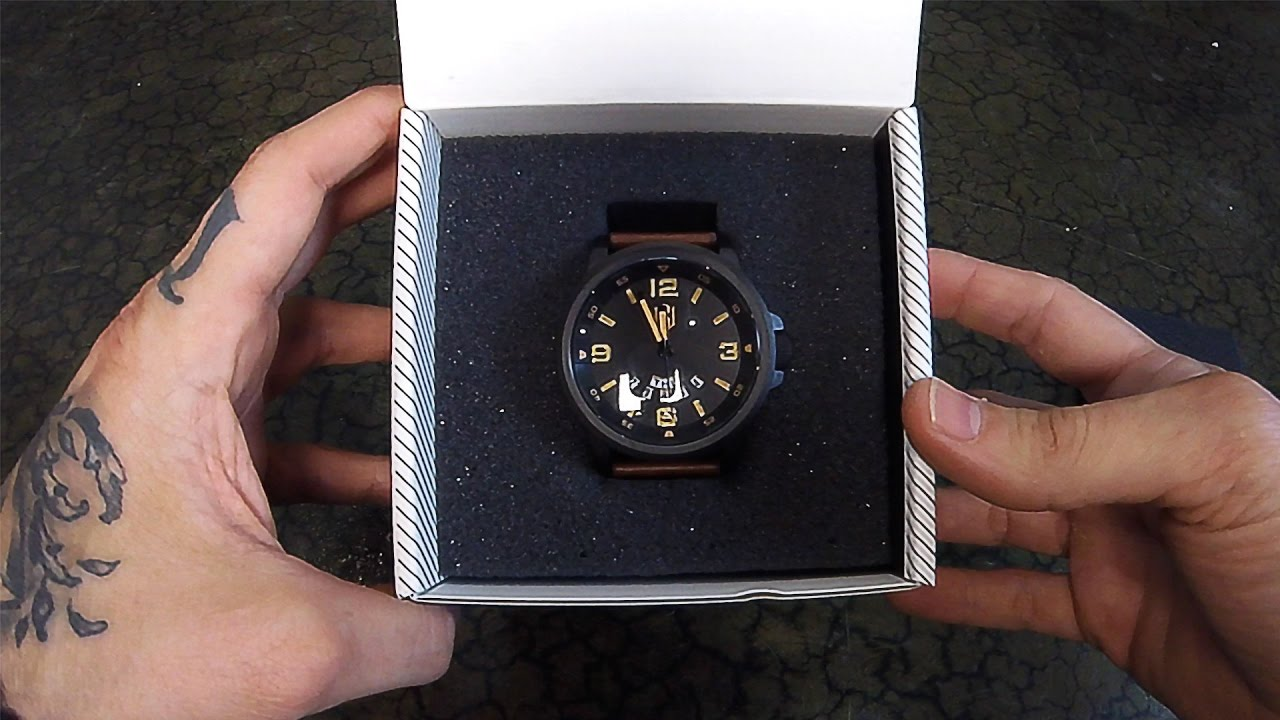 best subscription watch service wrist society review unboxing