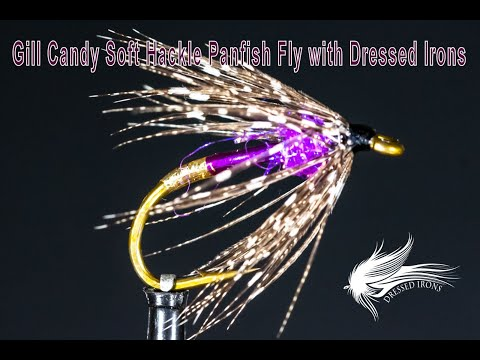Tying The Gill Candy Soft Hackle Panfish Fly