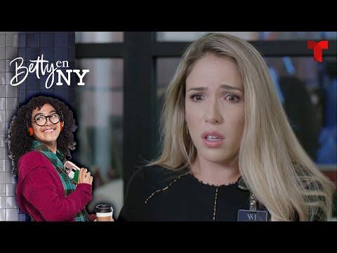Betty en NY | Capítulo 08 | Telemundo