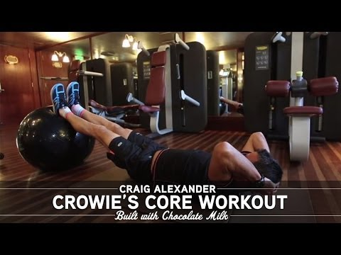 "Craig ""Crowie"" Alexander's Core Workout"