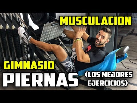 Ejercicios fitness para piernas