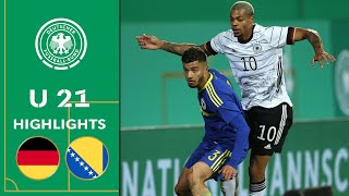 Enjoy the highlights of u 21 euro qualifier match between germany and bosnia & herzegovina.goals: 1-0 nmecha (18')subscribe now for more german football ...