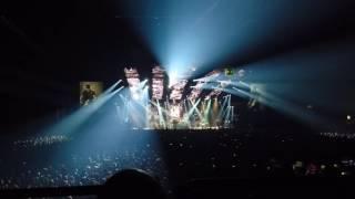 Böhse Onkelz -Gott hat ein Problem, Leipzig 10.12.2016, Memento Tour