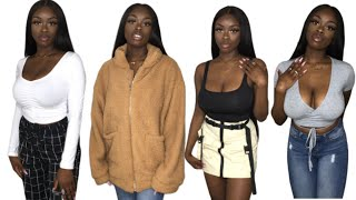 FALL ALIEXPRESS TRY ON HAUL | Baddie On A Budget Clothes & Jewelry Ft Beauty Forever Hair