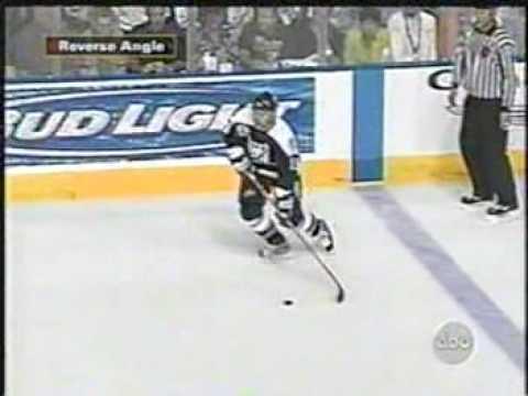 2003-04 Stanley Cup Finals Game 7 - Ruslan Fedotenko Goal