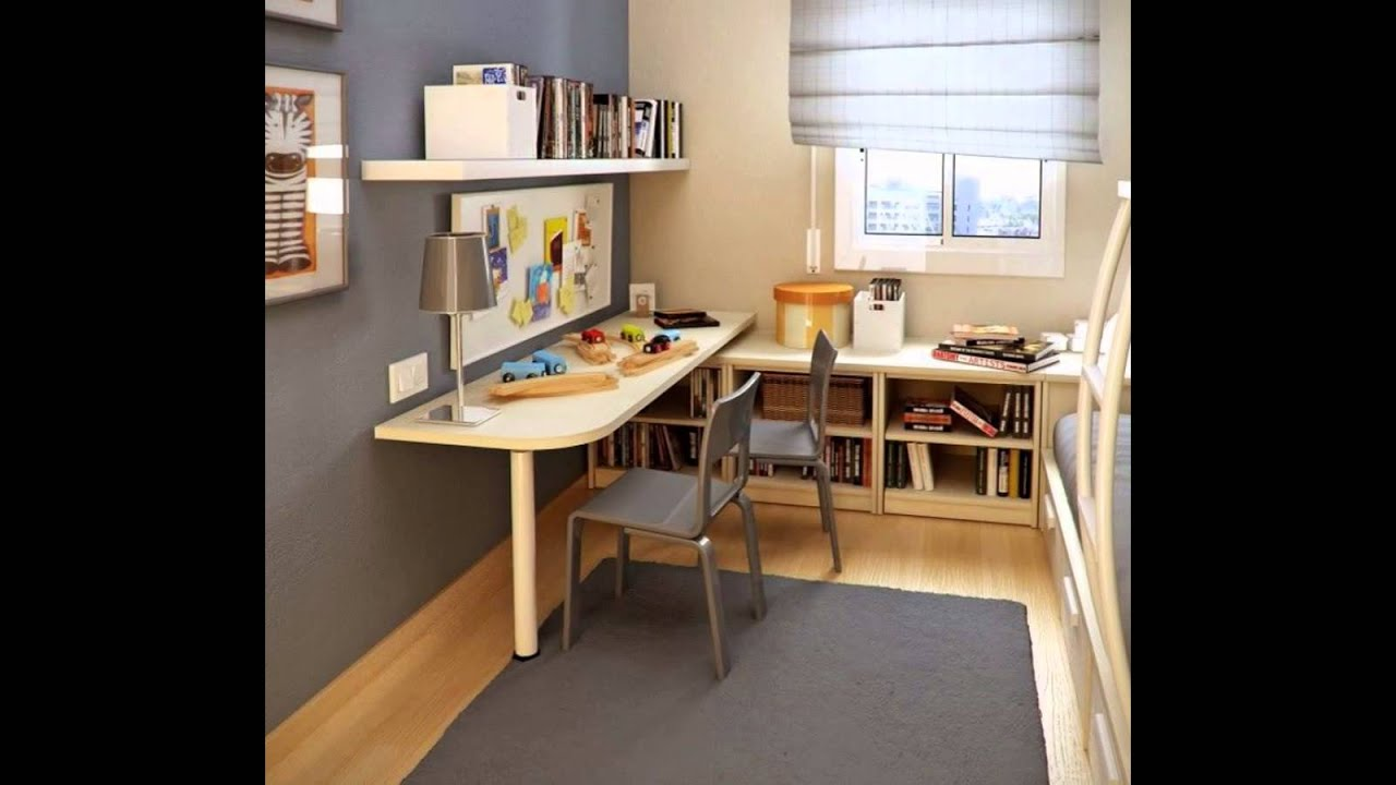 interior design ideas for small office September 2015 - YouTube