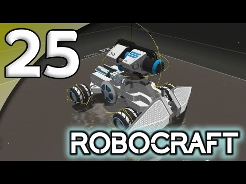 Let's Play Robocraft (2016) - 25. Assassin Apprentice - Robocraft Gameplay