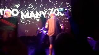 Too many zoos - The Sugar Club