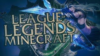 League of Legends v Minecraftu! [MarweX]