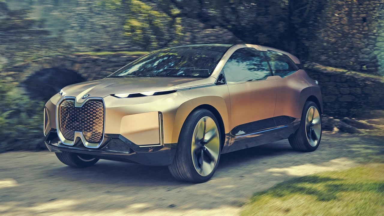 The Bmw Vision Inext Concept Is Bmw S Funky Autonomous Electric