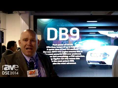 DSE 2014: NEC Display Solutions Showcases 80″ V801 LCD Display