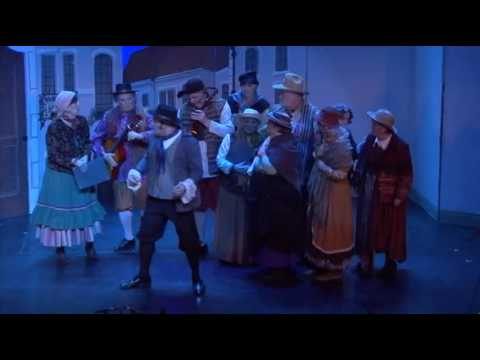 BARBER OF SEVILLE IN ENGLISH