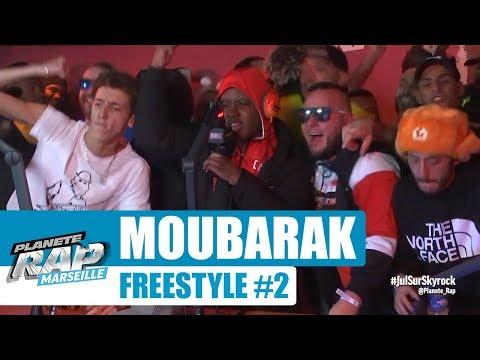 Moubarak - Freestyle #2 #PlanèteRap