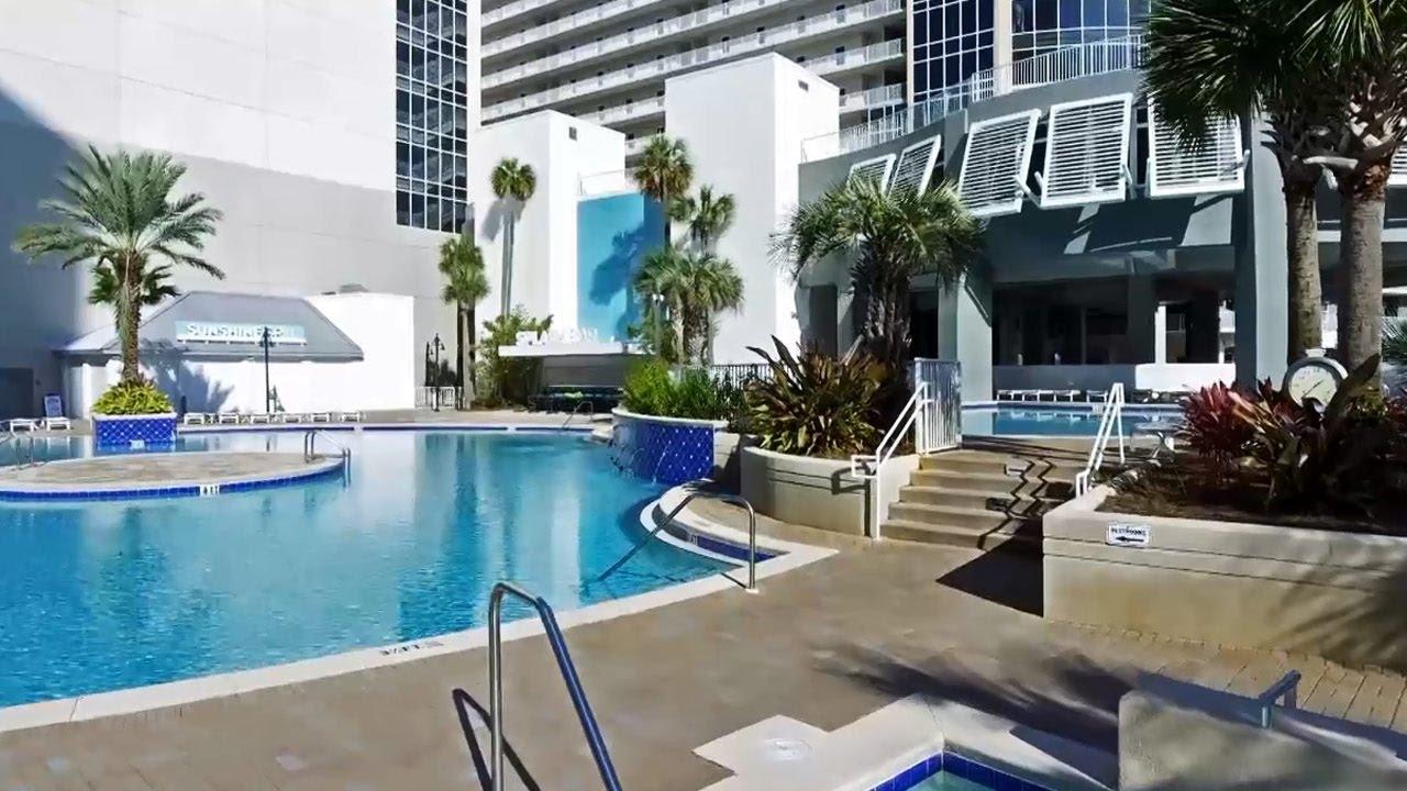 Laketown Wharf Resort Beach Tv Panama City