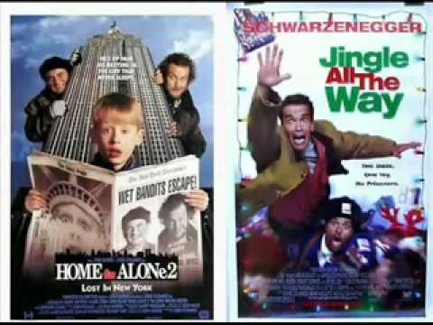Home Alone 2 and Jingle all the Way soundtrack - Christmas all Over Again