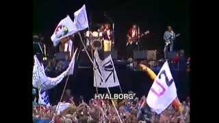 Shu-bi-dua - Rock for Afrika 1985 - Fed rock, Hvalborg & Den røde tråd (live)