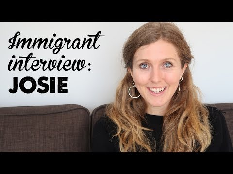 Immigrant Interview: Josie | A Thousand Words