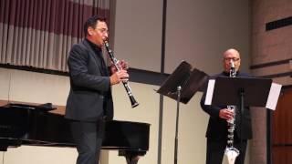 """Off Pist"" from Svante Henryson (Mark Nuccio and André Moisan)"