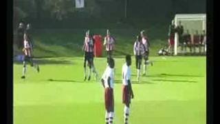 Nile Ranger - Southampton FC Vs Arsenal Fc (Youth)
