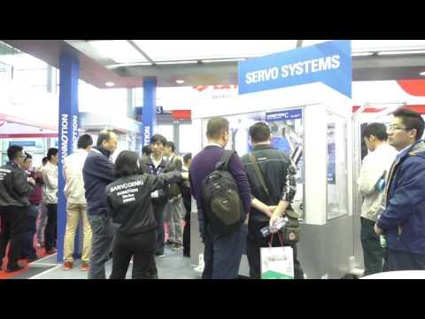 SANYODENKI Exhibition Digest - ARE EXPO 2016 Shenzhen