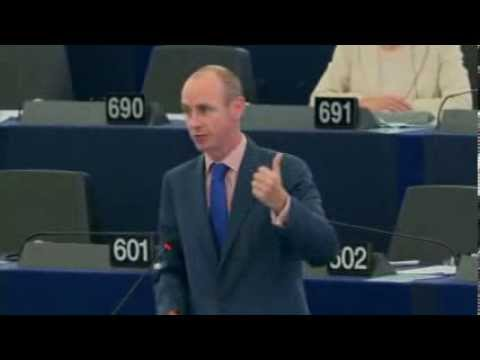 What's wrong with the European Parliament