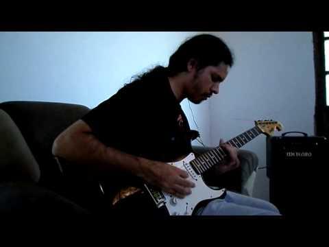 Playing With Dolls - Slayer (Cover) (rhythm guitar)