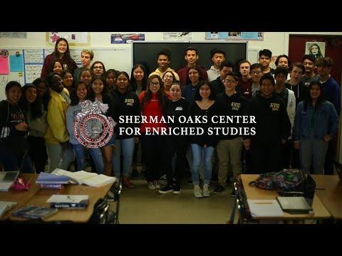 Orientation Video - Sherman Oaks Center for Enriched Studies