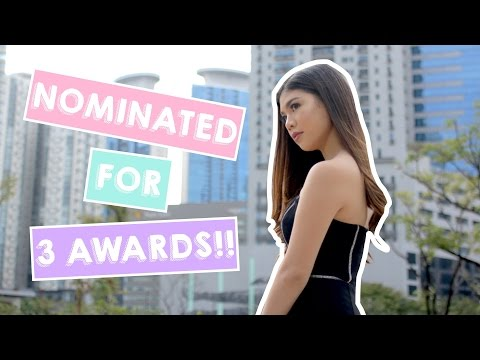 Nominated for 3 Influence Asia Awards!!! (Philippines) (007) | Janina Vela