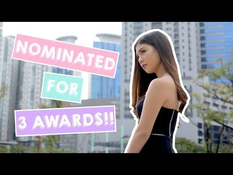 Nominated for 3 Influence Asia Awards!!! (Philippines) | Janina Vela