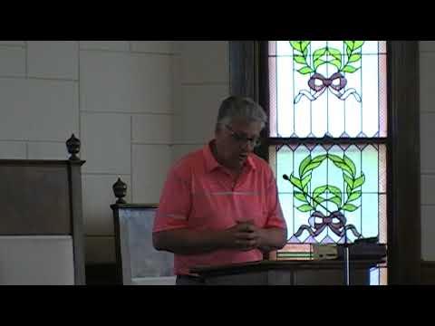 Eicher Mennonite Church Sermon